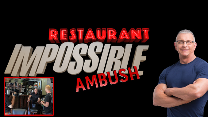 Restaurant: Impossible - No One Suspects an Ambush