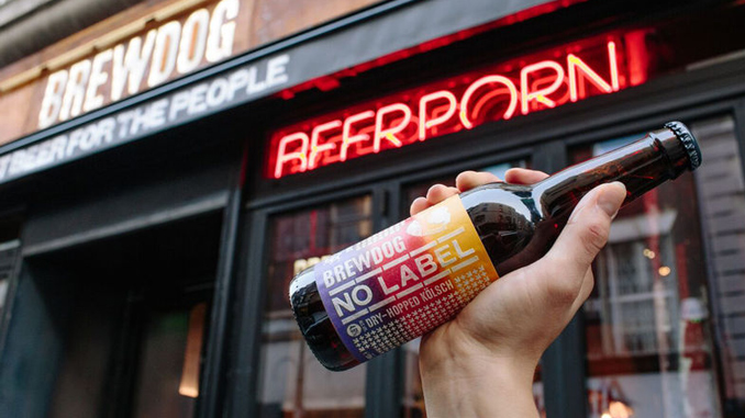 BrewDog transgender beer