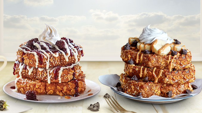 Double-Dipped French Toast by IHOP