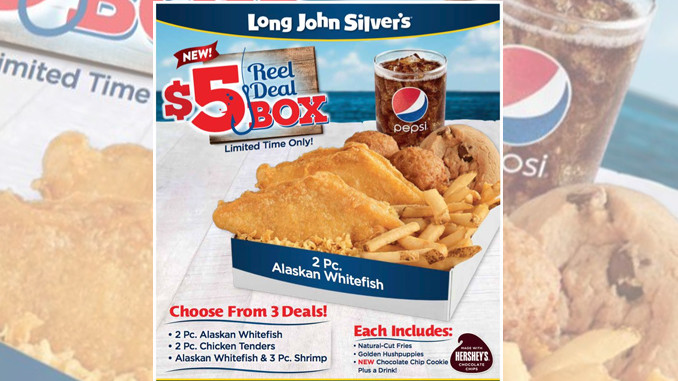 About Long John Silver's: Long John Silver's is a classic American brand founded in , and stands today as the nation's largest quick-service seafood chain with nearly 1, franchised.