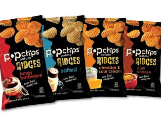 Popchips launches new snack line that will drive you over the Ridge