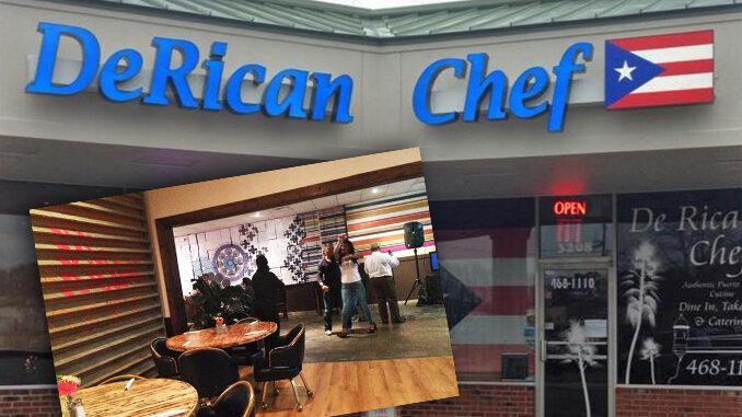 Robert Irvine ambushes the De Rican Chef restaurant in Virginia Beach