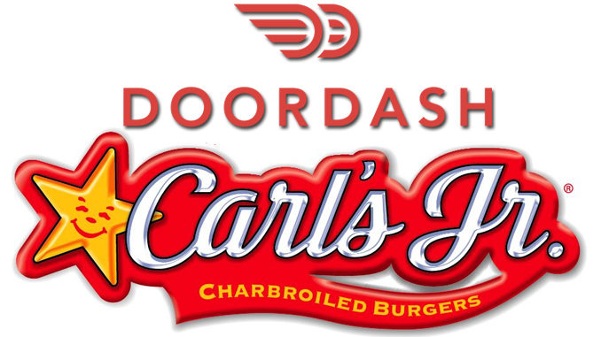 Carl's Jr. teams up with DoorDash to provide food delivery