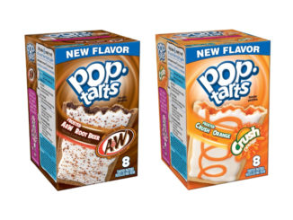New soda pop flavored Pop-Tarts are the other real thing