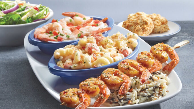 Red Lobster brings back Create Your Own Seafood Trio for 2016