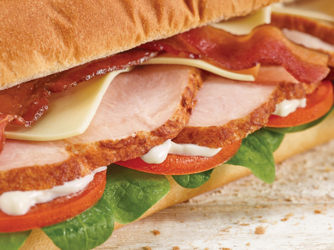 Subway Launches Carved Turkey And Bacon Sandwich For A