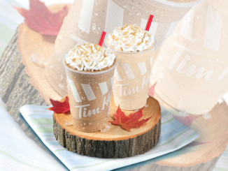 Tim Hortons debuts Maple Iced Capp and Creamy Maple Chill beverages