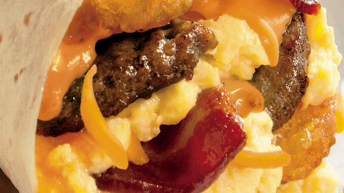 Burger King Egg-Normous Burrito Review