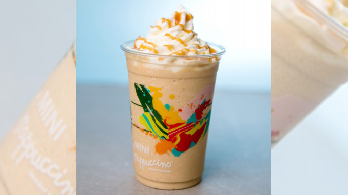 Mini Frappuccinos return to Starbucks for summer 2016