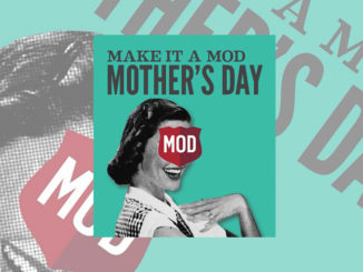 Moms eat free at MOD Pizza on May 8, 2016