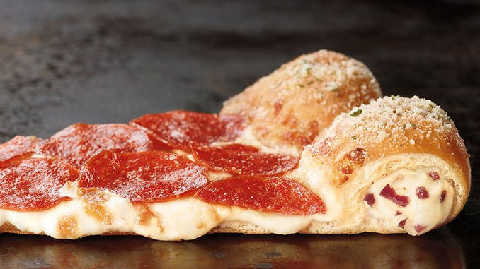 Pizza Hut introduces new Bacon Stuffed Crust Pizza