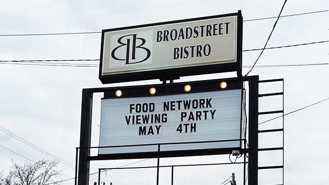 Restaurant Impossible - Broad Street Bistro in North Versailles, Pa.