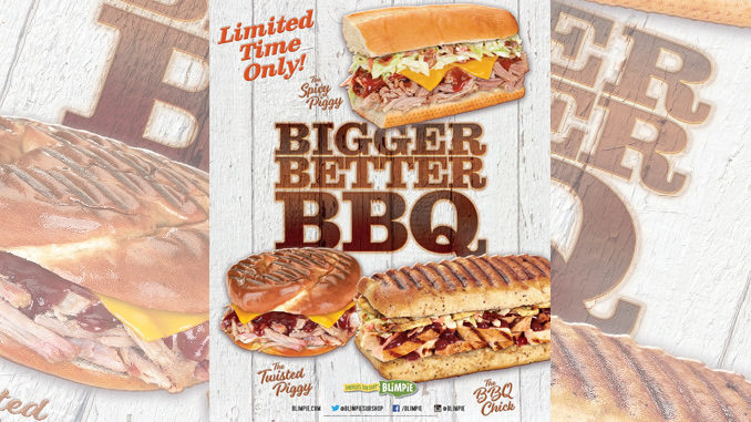 Blimpie debuts Sweet and Spicy BBQ Subs for summer
