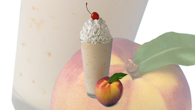 Chick-fil-A brings back the Peach Milkshake for a limited time