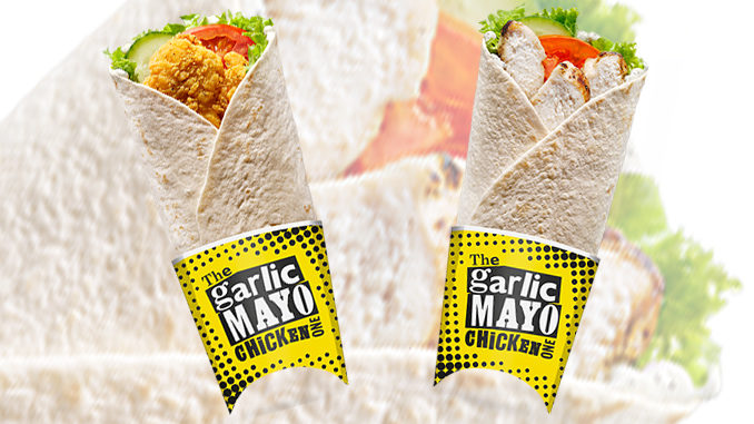 McDonald's UK adds 2 new Big Flavour Wraps