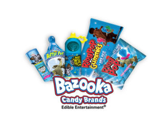 Bazooka Candy partners with Fox for Ice Age: Collision Course