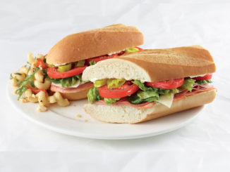 Corner Bakery Introduces new Flavors of Italy Menu