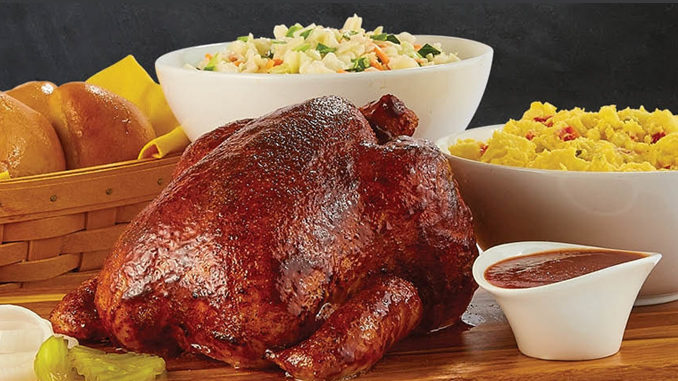 Dickey's Barbecue Pit Launches Whole Smoked Chicken