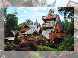 Hotel Hell at Landoll's Mohican Castle in Loudonville, Ohio