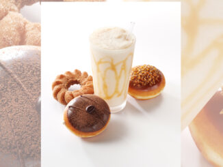Krispy Kreme debuts Flavors of the World menu