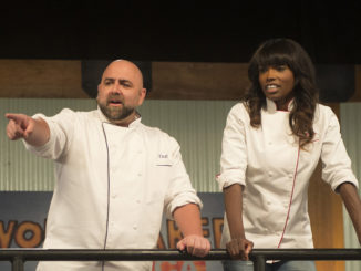 Duff Goldman And Lorraine Pascale Host 'Worst Bakers in America' On Food Network