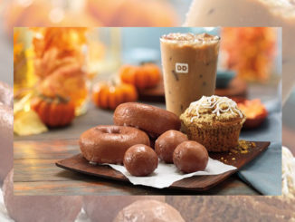 Dunkin' Donuts Reveals Fall Flavors Menu For 2016