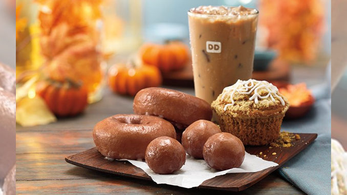 Dunkin' Donuts Fall Flavors Archives - Chew Boom