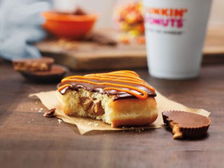 Dunkin' Donuts Brings Back Reese's Peanut Butter Squares For 2016