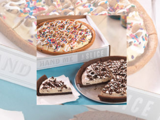 Polar Pizza Now Available At Baskin-Robbins Canada