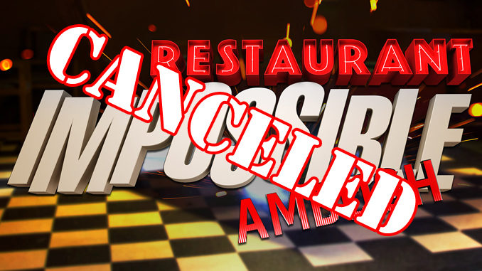 Restaurant Impossible Canceled After 13 Seasons On Food Network