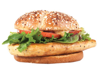 Wendy's Introduces New Grilled Chicken Sandwich