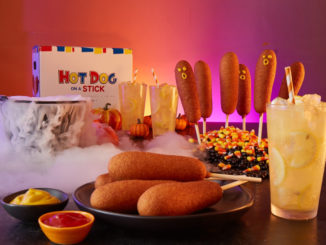$1 Dogs At Hot Dog On A Stick On October 31, 2016
