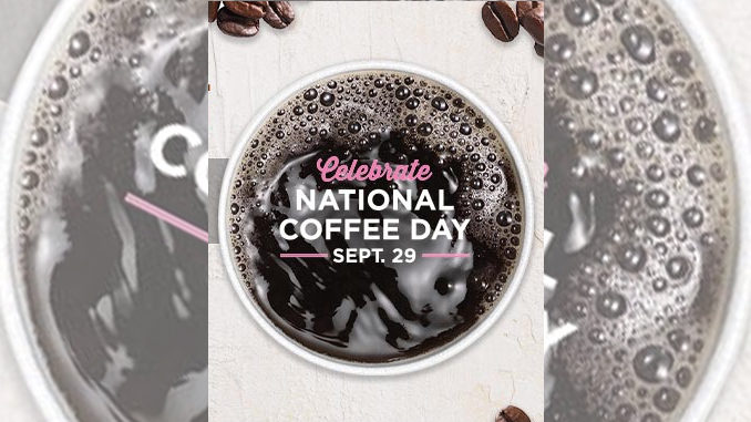 66 Cent Coffee At Dunkin' Donuts On September 29, 2016