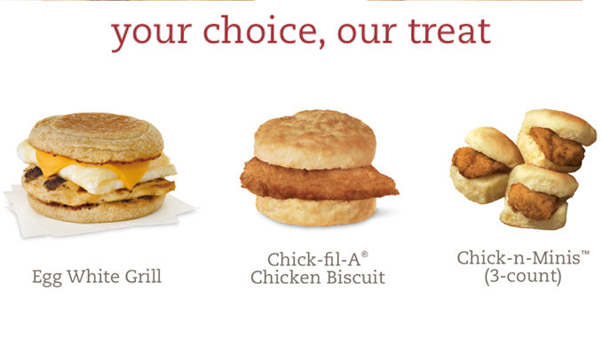 When does the Chick Fil A breakfast start in the weekend? You can now view the typical Chick-Fil-A Hours of operation and breakfast hours right here. The full Chick Fil A Menu with prices and the latest coupons and deals are also available via the link below.