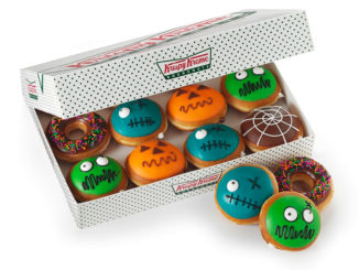 Krispy Kreme Debuts New Halloween Donuts And Chiller For 2016