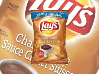 Lay's Swiss Chalet Sauce Chips Going Retail On November 1, 2016
