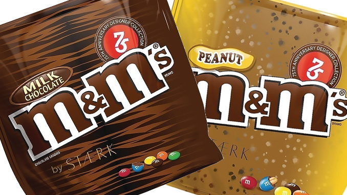 M&M's Goes High Fashion With New Animal Print Inspired Packaging