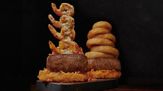 Outback Raises The Bloomin' Steaks With New Towering Menu Theme