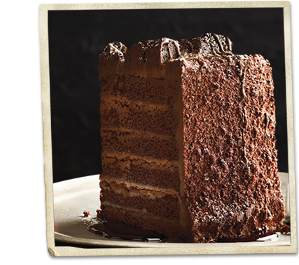 Outback Chocolate Cake