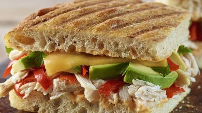 Panera Debuts Chipotle Chicken Avocado Melt As Part Of 2016 Fall Menu