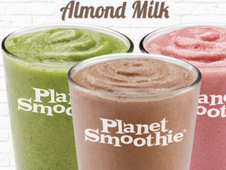 Planet Smoothie Introduces New Almond Milk Smoothies