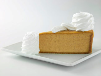 The Cheesecake Factory Brings Back Pumpkin Cheesecake Early For 2016
