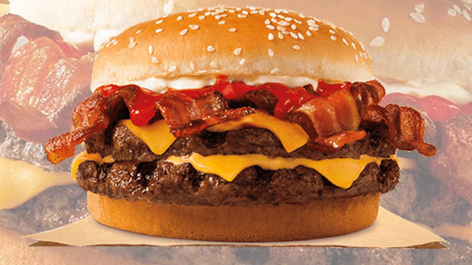Burger King Offers New Bacon Sandwich