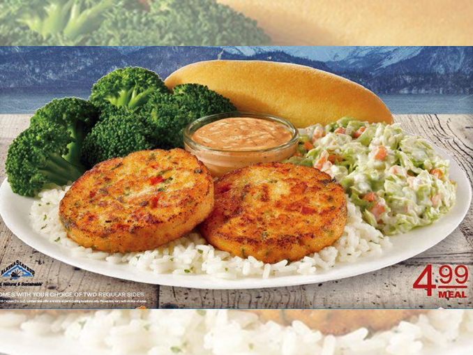 Captain D S Crab Cakes
