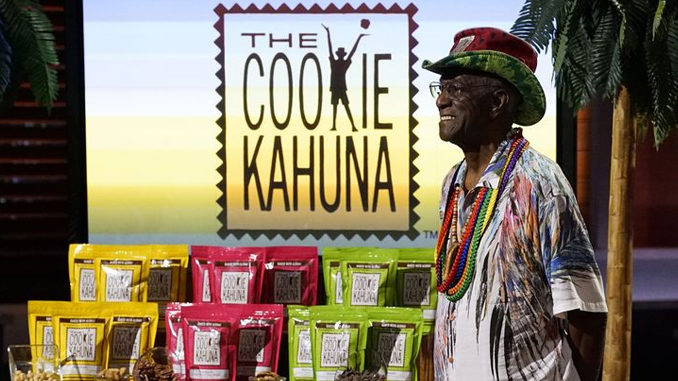 Cookie Legend Wally Amos Appears On Shark Tank