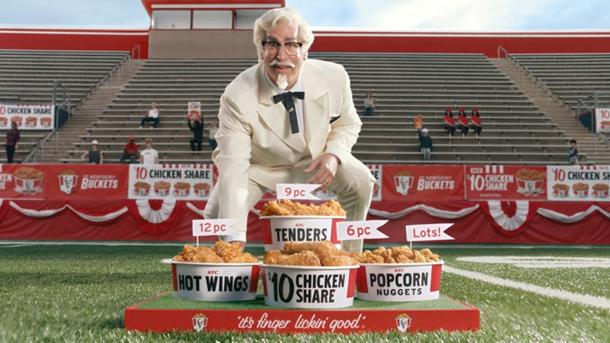 KFC Debuts New $10 Chicken Share Bucket For Two