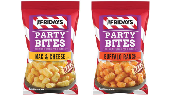 New TGI Fridays Party Bites Available In Buffalo Wings And Mac And Cheese Flavors