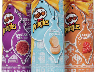 Pringles Introduces New Sugar Cookie Flavor For The 2016 Holiday Season