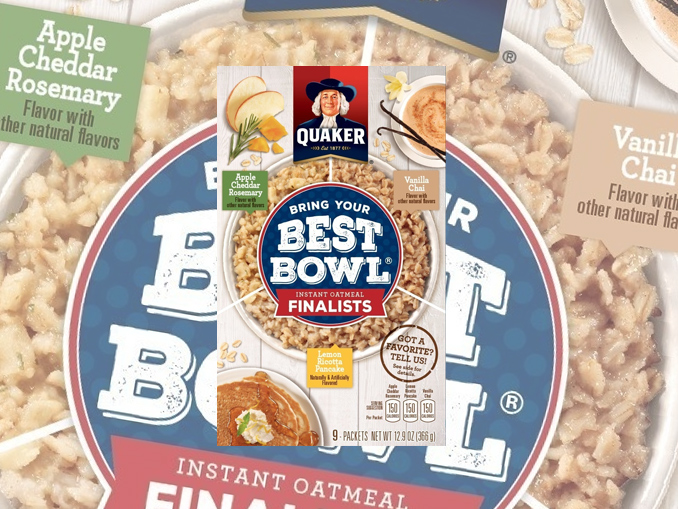 quaker oats sweepstakes 2019 quaker oatmeal sweepstakes 28 images prize cereal 4953