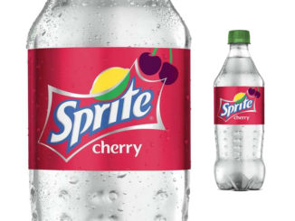 Sprite Cherry And Sprite Cherry Zero Coming In Early 2017